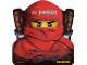 Gear No: 4641182  Name: Computer Mouse Pad, Ninjago Kai