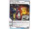 Gear No: 4643439  Name: Ninjago Masters of Spinjitzu Deck #2 Game Card 113 - Surrender - International Version
