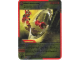 Gear No: 4643445  Name: Ninjago Masters of Spinjitzu Deck #2 Game Card 39 - Boomerang - International Version
