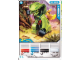 Gear No: 4643447  Name: Ninjago Masters of Spinjitzu Deck #2 Game Card 11 - Lasha - International Version