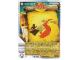 Gear No: 4643468  Name: Ninjago Masters of Spinjitzu Deck #2 Game Card 100 - Sneak Attack! - International Version