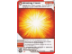 Gear No: 4643475  Name: Ninjago Masters of Spinjitzu Deck #2 Game Card 33 - Blinding Flash - International Version