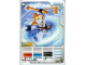 Gear No: 4643487  Name: Ninjago Masters of Spinjitzu Deck #2 Game Card 19 - Zane ZX - International Version