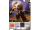 Gear No: 4643527  Name: Ninjago Masters of Spinjitzu Deck #2 Game Card 18 - Bytar - International Version