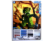 Gear No: 4643532  Name: Ninjago Masters of Spinjitzu Deck #2 Game Card 13 - Lizaru - International Version
