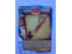 Gear No: 4643548  Name: Ninjago Masters of Spinjitzu Deck #2 Game Card 107 - Gates of Ice! - International Version