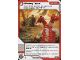 Gear No: 4643550  Name: Ninjago Masters of Spinjitzu Deck #2 Game Card 40 - Wrong turn - International Version