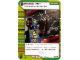 Gear No: 4643605  Name: Ninjago Masters of Spinjitzu Deck #2 Game Card 122 - Backup Plan - North American Version