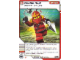 Gear No: 4643618  Name: Ninjago Masters of Spinjitzu Deck #2 Game Card 43 - Double Duel - North American Version