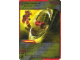 Gear No: 4643619  Name: Ninjago Masters of Spinjitzu Deck #2 Game Card 39 - Boomerang - North American Version