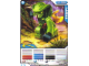 Gear No: 4643621  Name: Ninjago Masters of Spinjitzu Deck #2 Game Card 11 - Lasha - North American Version