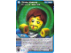 Gear No: 4643622  Name: Ninjago Masters of Spinjitzu Deck #2 Game Card 66 - Toxic Venom - North American Version