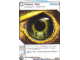 Gear No: 4643629  Name: Ninjago Masters of Spinjitzu Deck #2 Game Card 104 - Falcon Eye - North American Version