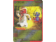 Gear No: 4643633  Name: Ninjago Masters of Spinjitzu Deck #2 Game Card 47 - Retreat - North American Version