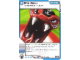 Gear No: 4643635  Name: Ninjago Masters of Spinjitzu Deck #2 Game Card 59 - Bite Back - North American Version
