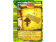 Gear No: 4643637  Name: Ninjago Masters of Spinjitzu Deck #2 Game Card 119 - Windmill Spin! - North American Version