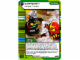 Gear No: 4643648  Name: Ninjago Masters of Spinjitzu Deck #2 Game Card 114 - Extinguish - North American Version