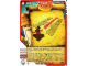 Gear No: 4643652  Name: Ninjago Masters of Spinjitzu Deck #2 Game Card 31 - Gates of Fire! - North American Version