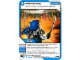 Gear No: 4643657  Name: Ninjago Masters of Spinjitzu Deck #2 Game Card 61 - Well-Armed - North American Version