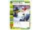 Gear No: 4643665  Name: Ninjago Masters of Spinjitzu Deck #2 Game Card 123 - Counterattack - North American Version