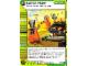 Gear No: 4643672  Name: Ninjago Masters of Spinjitzu Deck #2 Game Card 118 - Sacred Flute - North American Version