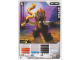Gear No: 4643673  Name: Ninjago Masters of Spinjitzu Deck #2 Game Card 18 - Bytar - North American Version