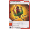 Gear No: 4643675  Name: Ninjago Masters of Spinjitzu Deck #2 Game Card 28 - Chain Strike - North American Version