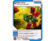 Gear No: 4643679  Name: Ninjago Masters of Spinjitzu Deck #2 Game Card 60 - Spit Acid - North American Version