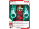 Gear No: 4643680  Name: Ninjago Masters of Spinjitzu Deck #2 Game Card 38 - Boost - North American Version