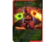 Gear No: 4643691  Name: Ninjago Masters of Spinjitzu Deck #2 Game Card 29 - Dual Burst - North American Version