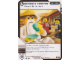 Gear No: 4643702  Name: Ninjago Masters of Spinjitzu Deck #2 Game Card 90 - Sensei's Teatime - North American Version