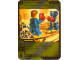 Gear No: 4643707  Name: Ninjago Masters of Spinjitzu Deck #2 Game Card 91 - Even the Odds - North American Version