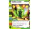Gear No: 4643710  Name: Ninjago Masters of Spinjitzu Deck #2 Game Card 121 - Unique Power - North American Version