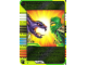 Gear No: 4643712  Name: Ninjago Masters of Spinjitzu Deck #2 Game Card 115 - Opposition - North American Version