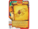 Gear No: 4643719  Name: Ninjago Masters of Spinjitzu Deck #2 Game Card 35 - Rings of Fire! - North American Version