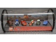 Gear No: 4646117  Name: Display Assembled Set, Cars 2 Six Main Characters in Plastic Case