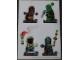 Gear No: 4647074  Name: Sticker Sheet, Heroica, Sheet of 4