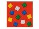 Gear No: 46576  Name: Food - Party Serviettes / Napkins Duplo Legoville (16 pcs)