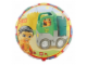 Gear No: 46577  Name: Balloon, Mylar Party, Duplo Legoville