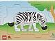 Gear No: 4659585  Name: DUPLO Puzzle Zebra