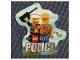 Gear No: 4659592  Name: Sticker Sheet, City Police