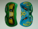Gear No: 4659613  Name: Sticker Sheet, Ninjago Lenticular Eyes/Snake - Club Magazine