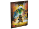 Gear No: 466631  Name: Folder, Ninjago, Master Wu