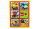 Gear No: 49715  Name: Sticker Sheet, Duplo Lego Ville Party Favor Stickers, Sheet of 6