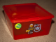 Gear No: 498783red  Name: Storage Box Modular Medium Red Fire