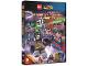 Gear No: 5000191826  Name: Video DVD - La Ligue des Justiciers vs la Ligue Bizarro