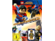 Gear No: 5000202882  Name: Video DVD - Gerechtigkeitsliga - Angriff der Legion der Verdammnis! - with Trickster Minifigure