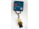 Gear No: 5000204  Name: City Forest Policeman Key Chain