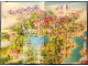 Gear No: 5000688  Name: Friends Poster, Heartlake City Map , Double-Sided with Set Images on Back
