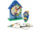 Gear No: 5001370  Name: Clock Set, Time-Teacher Minifigure Watch and Clock, Boy